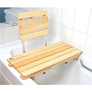 Bath Board: Standard with Backrest