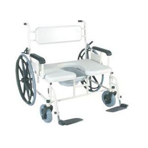 Bath & Commode Chair: Bariatric