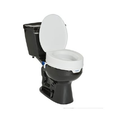 Toilet Seat: Without armrests