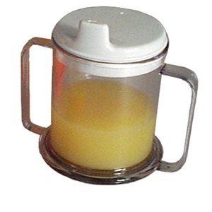 Verre: Tasse avec Double Poignées