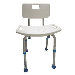 Chaise de bain et douche: Chaise de Bain Ajustable
