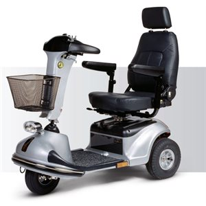 Three Wheel Scooter: Voyager