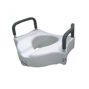 Toilet Seat: Raised