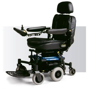 Motorized Chair: 'Pirouette'