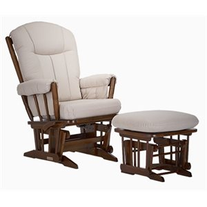 Reclining Chair: Self-Locking