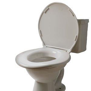 """Siège de Toilette: Big John - Surélévation de 2"""""""