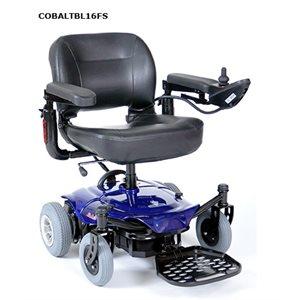 Motorized Chair: Cobalt