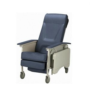 Traitement: Fauteuil inclinable deluxe - trois positions