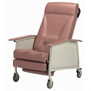 Traitement: Fauteuil inclinable deluxe - trois positions - large