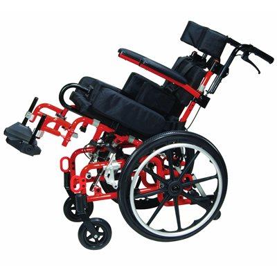 Wheelchair: Foldable and Inclinable - Kanga TS Pediatric