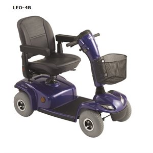 Four Wheel Scooter: Leo