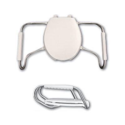 Siège de Toilette: Rond (avec couvercle)