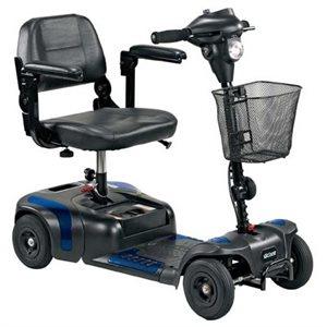 Four Wheel Scooter: Phoenix