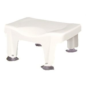 Bath and Shower Bench: Molded