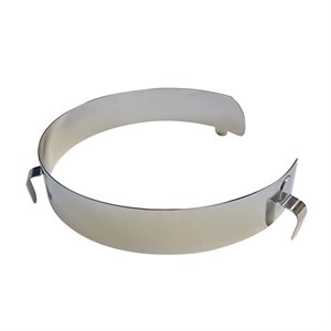Stainless Steel Food Guard - Large