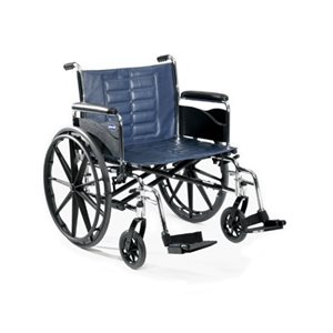 Fauteuil Roulant: Tracer IV Accoudoirs Longs Fixes