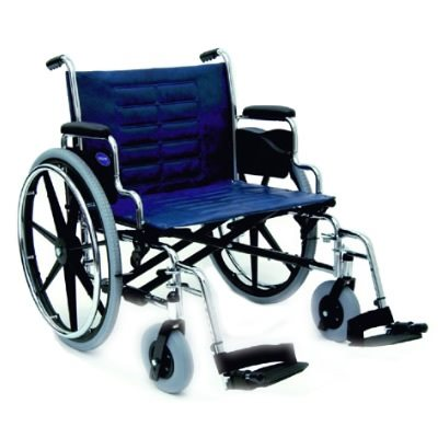 Wheelchair: Tracer IV - Short Fixed Armrests
