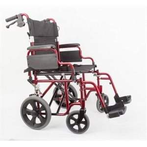 Transport Chair: Red