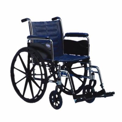 Fauteuil Roulant: Tracer EX2 Accoudoirs Courts Amovibles