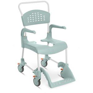 Bath & Commode Chair: Clean