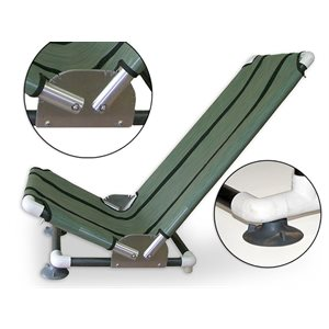 Bath & Shower Chair: Hamac (CH-4025) - Bariatric