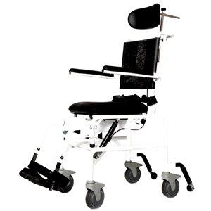 Bath & Commode Chair: Incline Junior Tilt
