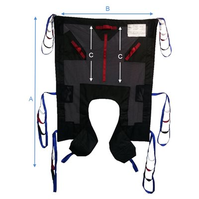 Universal Sling - Standard - 6 straps